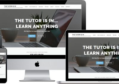 The Tutor Is In